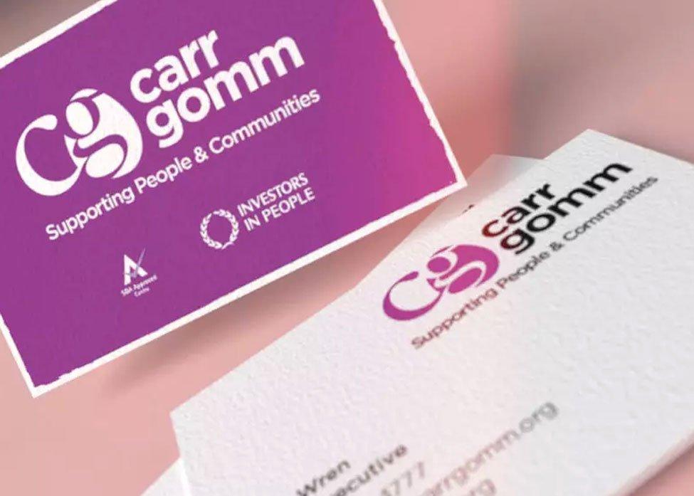 Carr Gomm | Branding