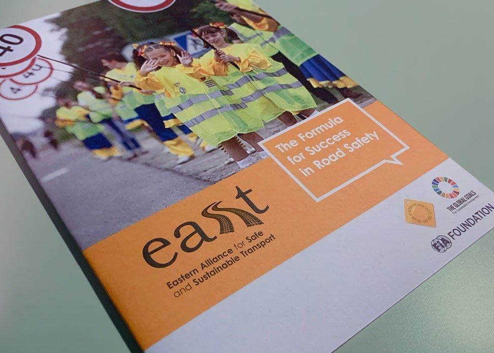 EASST | Road Safety Booklet
