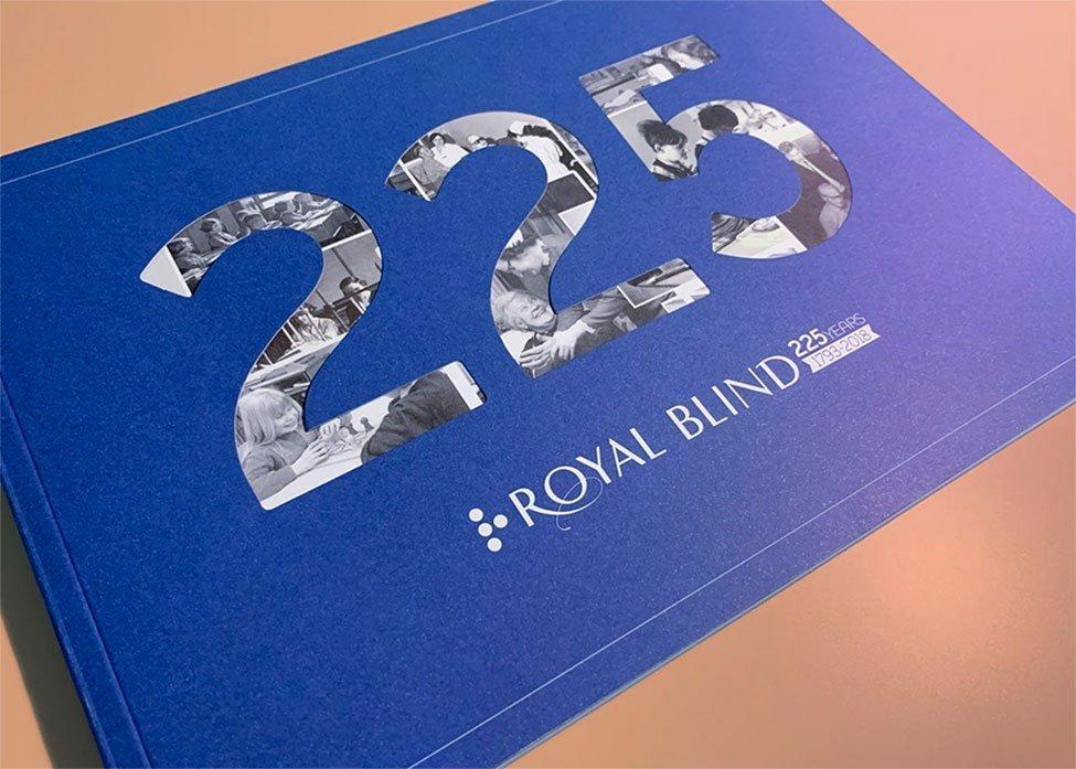 Royal Blind | 225 Years Book